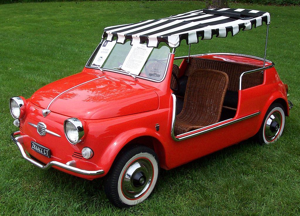 fiat 500 vintage cars media site. Black Bedroom Furniture Sets. Home Design Ideas